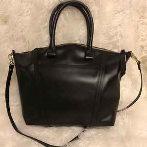 Foley Corinna FC Tucker Satchel Black